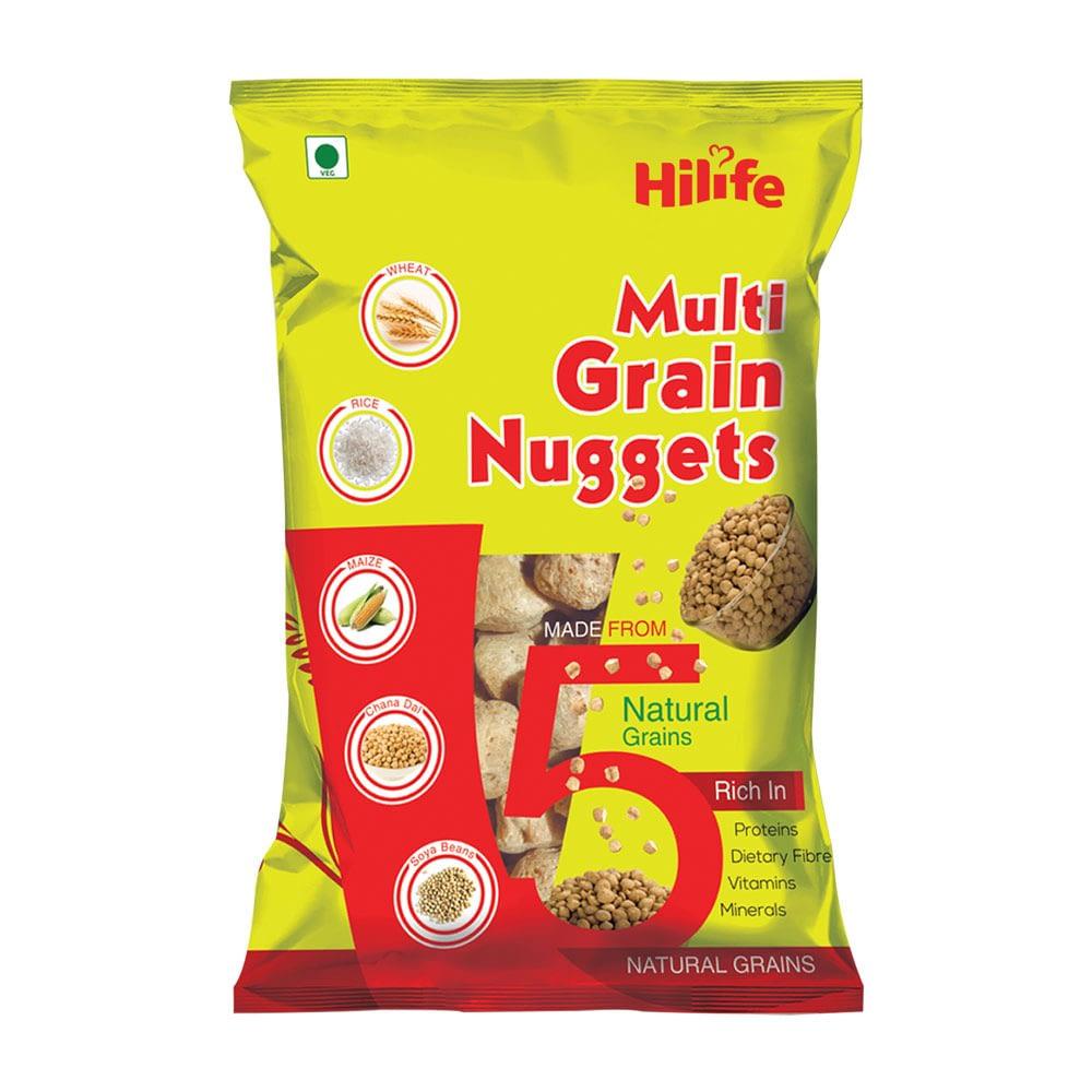 hilife multigrain nuggets