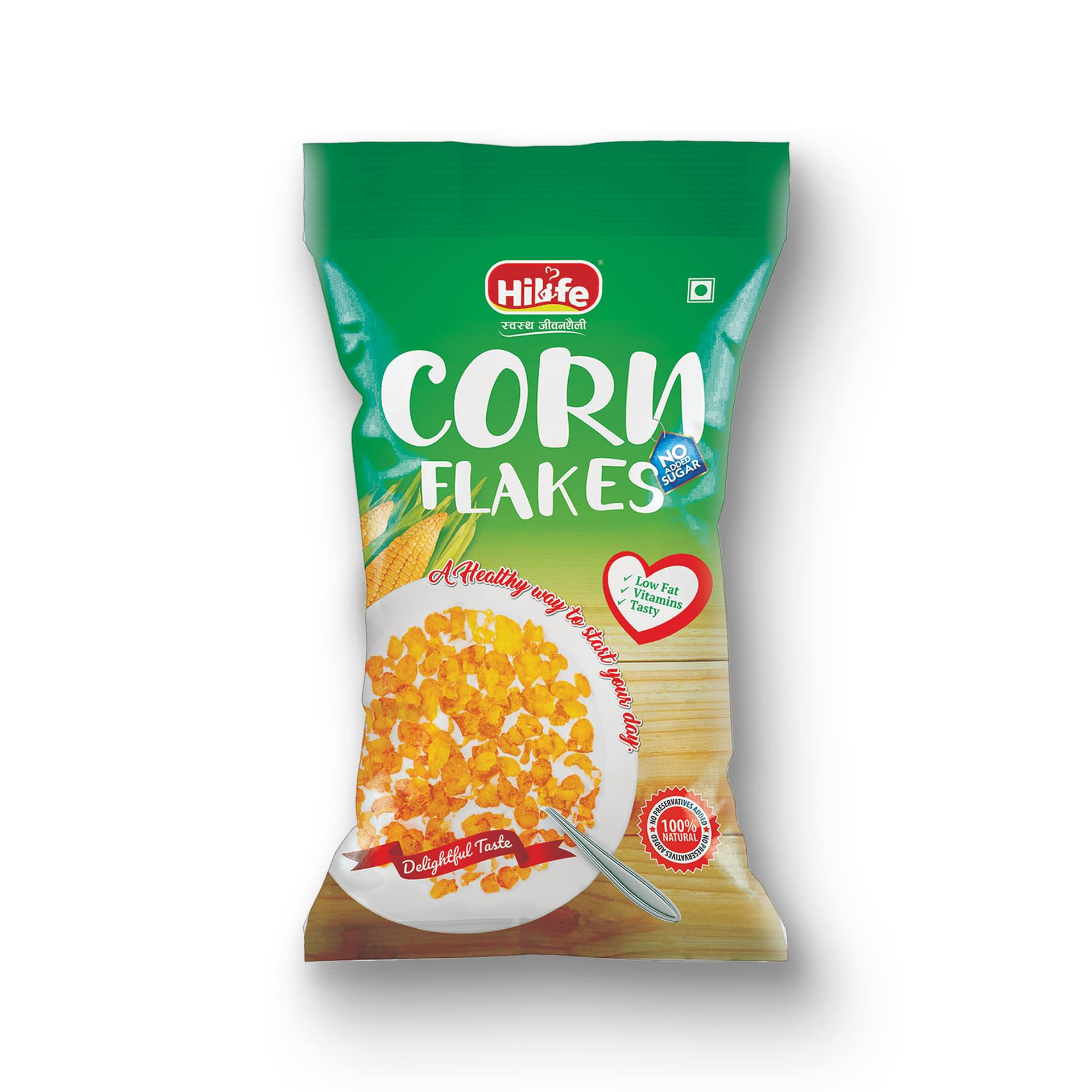 Corn flakes Sugar Free