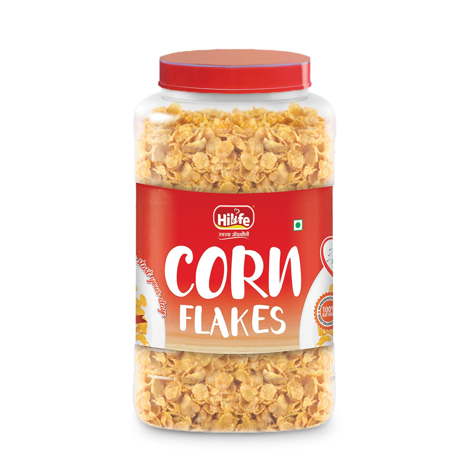 Cornflakes Jar
